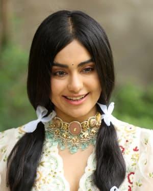 Adah Sharma Photos At Kalki Movie Interview | Picture 1658075