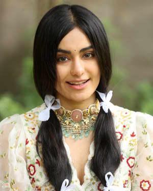 Adah Sharma Photos At Kalki Movie Interview | Picture 1658071