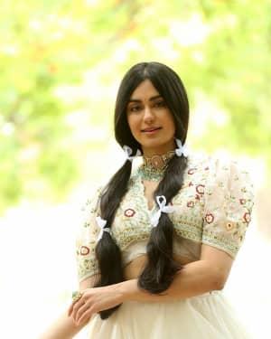 Adah Sharma Photos At Kalki Movie Interview | Picture 1658083