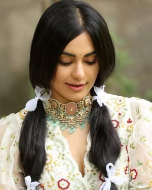 Adah Sharma Photos At Kalki Movie Interview | Picture 1658068