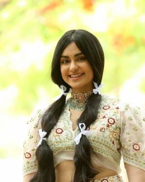Adah Sharma Photos At Kalki Movie Interview | Picture 1658080