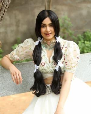 Adah Sharma Photos At Kalki Movie Interview | Picture 1658066