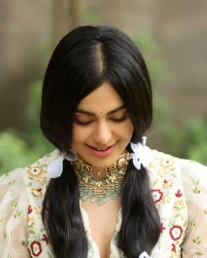 Adah Sharma Photos At Kalki Movie Interview | Picture 1658074