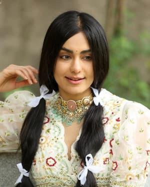 Adah Sharma Photos At Kalki Movie Interview | Picture 1658067