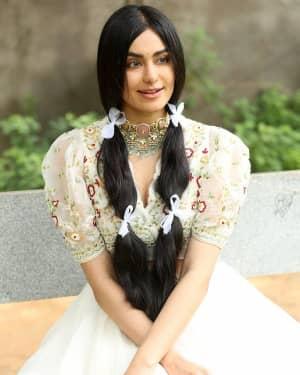 Adah Sharma Photos At Kalki Movie Interview | Picture 1658069