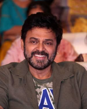 Venkatesh - Oh Baby Movie Pre Release Event Photos | Picture 1658368