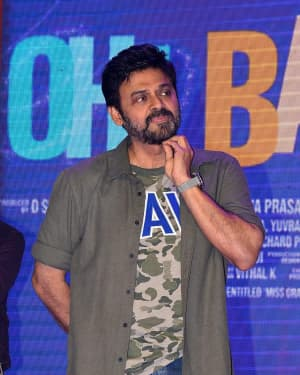 Venkatesh - Oh Baby Movie Pre Release Event Photos | Picture 1658359