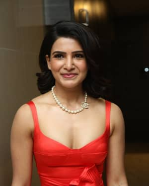 Samantha Akkineni - Oh Baby Movie Pre Release Event Photos | Picture 1658365