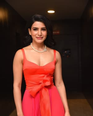 Samantha Akkineni - Oh Baby Movie Pre Release Event Photos