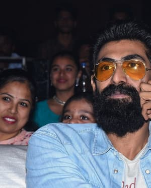 Rana Daggubati - Oh Baby Movie Pre Release Event Photos