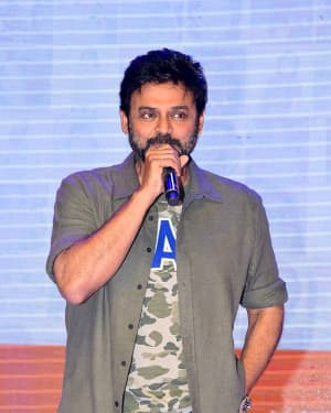 Venkatesh - Oh Baby Movie Pre Release Event Photos | Picture 1658361