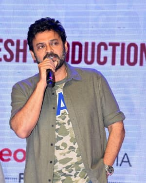 Venkatesh - Oh Baby Movie Pre Release Event Photos | Picture 1658364