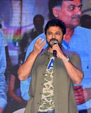 Venkatesh - Oh Baby Movie Pre Release Event Photos | Picture 1658362