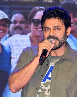 Venkatesh - Oh Baby Movie Pre Release Event Photos | Picture 1658363