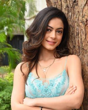 Anya Singh - Nini Veedani Needanu Nene Movie Trailer Launch Photos | Picture 1658509