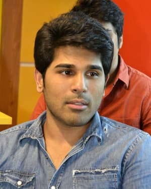 Allu Sirish - ABCD Song Launch at Radio Mirchi Photos