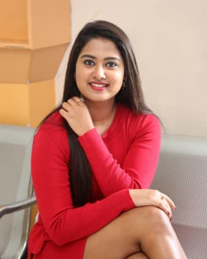 Chirashree Anchan - Duppatlo Minnagu Teaser Launch Photos