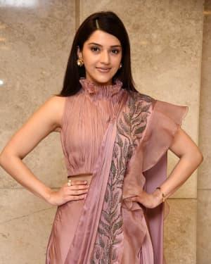Mehreen Kaur - F2 Telugu Movie 50 Days Celebrations Photos