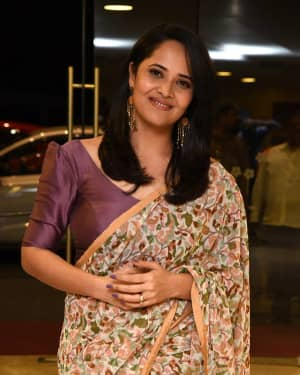 Anasuya Bharadwaj - F2 Telugu Movie 50 Days Celebrations Photos | Picture 1631485