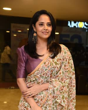 Anasuya Bharadwaj - F2 Telugu Movie 50 Days Celebrations Photos | Picture 1631469