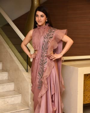 Mehreen Kaur - F2 Telugu Movie 50 Days Celebrations Photos   Picture 1631480