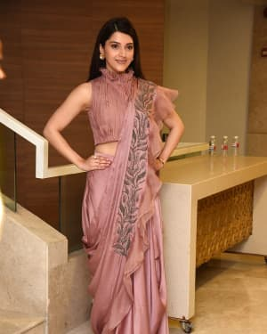 Mehreen Kaur - F2 Telugu Movie 50 Days Celebrations Photos | Picture 1631481