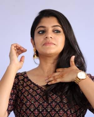 Aparna Balamurali - Sarvam Thaala Mayam Telugu Version Press Meet Photos | Picture 1631558