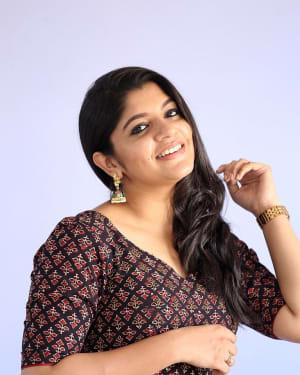 Aparna Balamurali - Sarvam Thaala Mayam Telugu Version Press Meet Photos | Picture 1631544