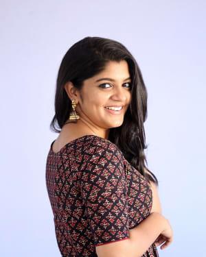 Aparna Balamurali - Sarvam Thaala Mayam Telugu Version Press Meet Photos | Picture 1631547