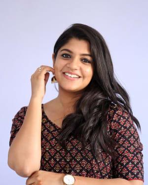 Aparna Balamurali - Sarvam Thaala Mayam Telugu Version Press Meet Photos | Picture 1631555