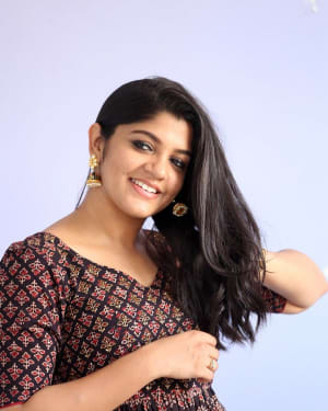 Aparna Balamurali - Sarvam Thaala Mayam Telugu Version Press Meet Photos | Picture 1631542