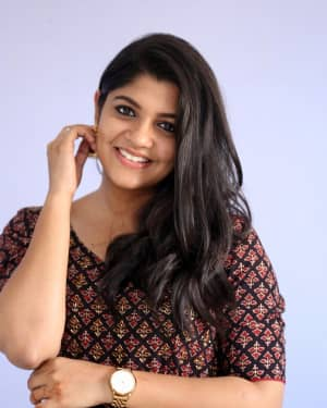 Aparna Balamurali - Sarvam Thaala Mayam Telugu Version Press Meet Photos | Picture 1631556