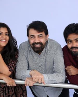 Sarvam Thaala Mayam Telugu Version Press Meet Photos