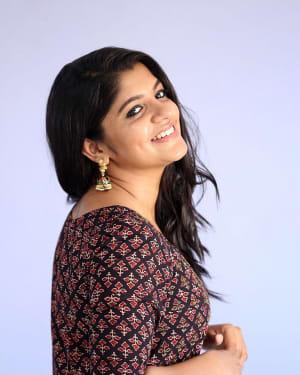Aparna Balamurali - Sarvam Thaala Mayam Telugu Version Press Meet Photos | Picture 1631553