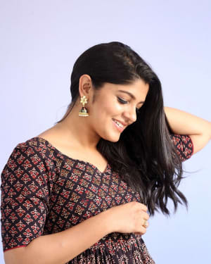 Aparna Balamurali - Sarvam Thaala Mayam Telugu Version Press Meet Photos | Picture 1631541