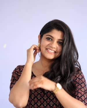 Aparna Balamurali - Sarvam Thaala Mayam Telugu Version Press Meet Photos | Picture 1631557