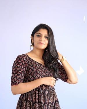 Aparna Balamurali - Sarvam Thaala Mayam Telugu Version Press Meet Photos | Picture 1631546