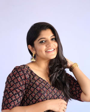 Aparna Balamurali - Sarvam Thaala Mayam Telugu Version Press Meet Photos | Picture 1631545