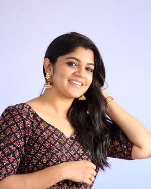 Aparna Balamurali - Sarvam Thaala Mayam Telugu Version Press Meet Photos | Picture 1631543