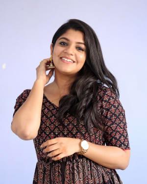 Aparna Balamurali - Sarvam Thaala Mayam Telugu Version Press Meet Photos | Picture 1631554