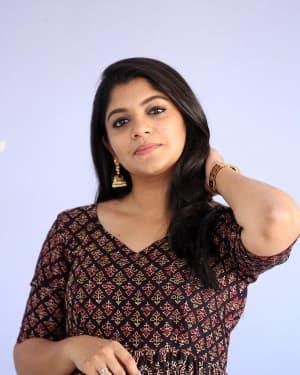 Aparna Balamurali - Sarvam Thaala Mayam Telugu Version Press Meet Photos | Picture 1631561