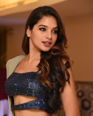 Tanya Hope - Udgharsha Telugu Version Trailer Launch Photos