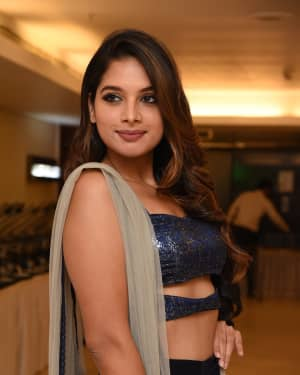 Tanya Hope - Udgharsha Telugu Version Trailer Launch Photos | Picture 1632141