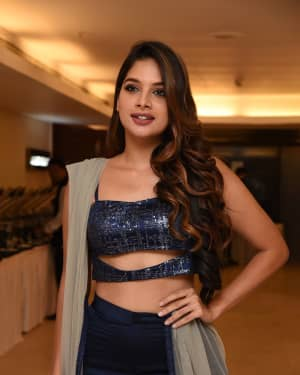 Tanya Hope - Udgharsha Telugu Version Trailer Launch Photos | Picture 1632147