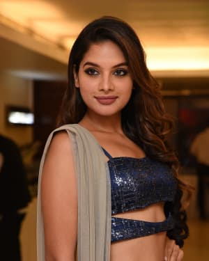 Tanya Hope - Udgharsha Telugu Version Trailer Launch Photos | Picture 1632151