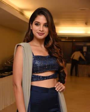 Tanya Hope - Udgharsha Telugu Version Trailer Launch Photos | Picture 1632140