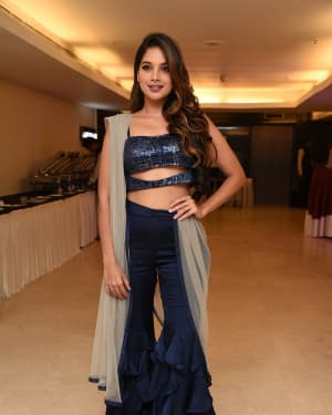 Tanya Hope - Udgharsha Telugu Version Trailer Launch Photos | Picture 1632148