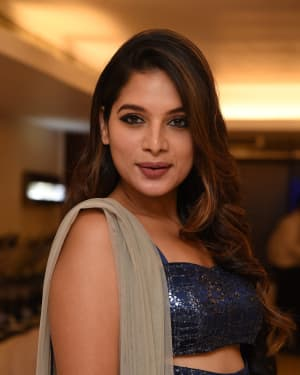 Tanya Hope - Udgharsha Telugu Version Trailer Launch Photos | Picture 1632144