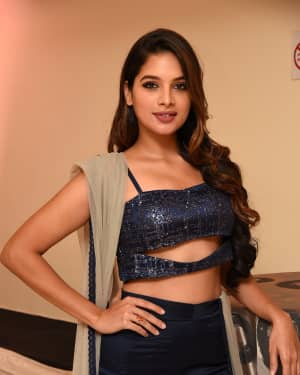 Tanya Hope - Udgharsha Telugu Version Trailer Launch Photos | Picture 1632159