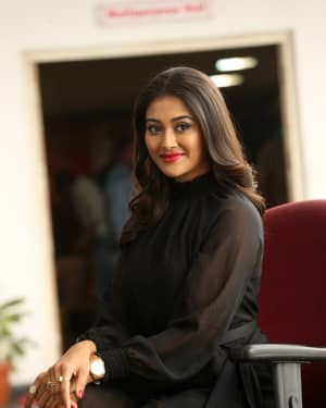 Pooja Jhaveri - Kitty Party Telugu Movie First Look Launch Photos   Picture 1632317